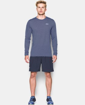 Men's UA Threadborne Streaker Long Sleeve  1 Color $22.49 to $29.99