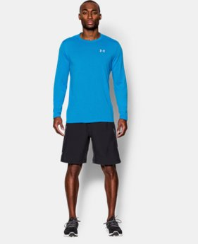 Men's UA Streaker Run Long Sleeve T-Shirt   $29.99