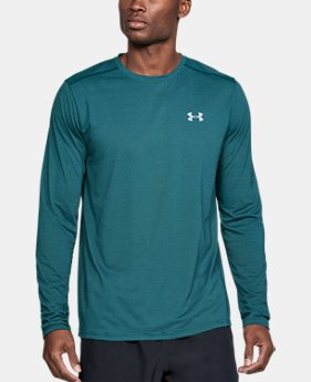 Men's UA Threadborne Streaker Long Sleeve  4 Colors $39.99