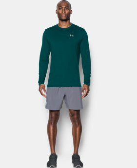 Men's UA Threadborne Streaker Long Sleeve LIMITED TIME OFFER 1 Color $27.99