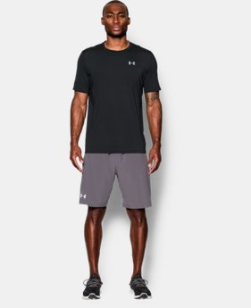 Best Seller Men's UA CoolSwitch Run Short Sleeve LIMITED TIME: FREE SHIPPING 3 Colors $39.99