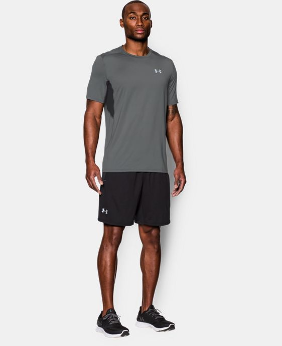 Men's UA CoolSwitch Run Short Sleeve  4 Colors $26.99 to $33.99