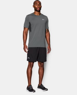 Men's UA CoolSwitch Run Short Sleeve  1 Color $44.99