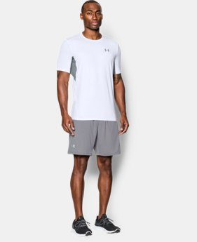 Best Seller Men's UA CoolSwitch Run Short Sleeve LIMITED TIME: FREE SHIPPING 6 Colors $39.99