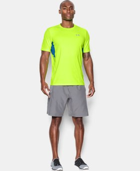 Men's UA CoolSwitch Run Short Sleeve  1 Color $22.49 to $29.99