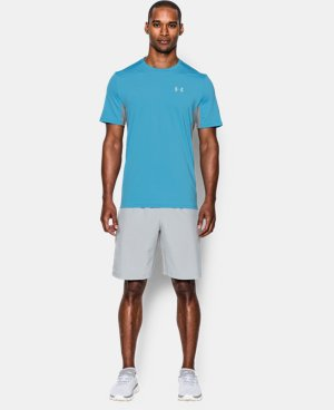 Men's UA CoolSwitch Run Short Sleeve LIMITED TIME: FREE SHIPPING 1 Color $33.99