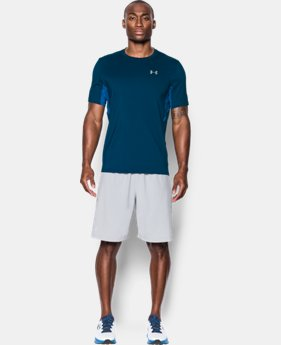 Men's UA CoolSwitch Run Short Sleeve