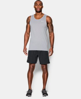 New Arrival Men's UA CoolSwitch Run Shorts  1 Color $54.99