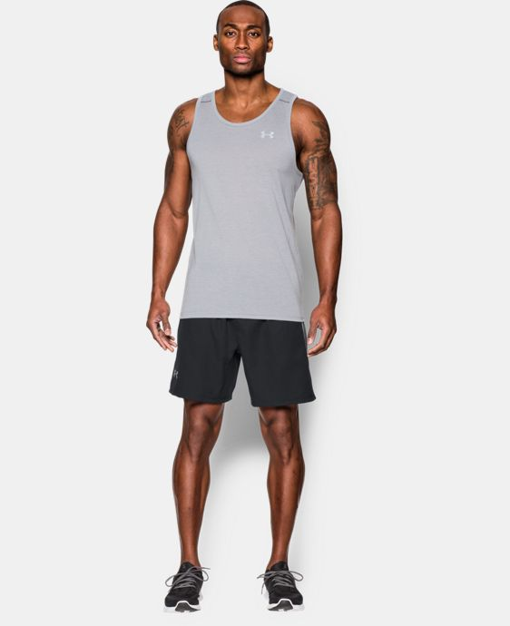 New Arrival  Men's UA CoolSwitch Run Shorts  1 Color $64.99