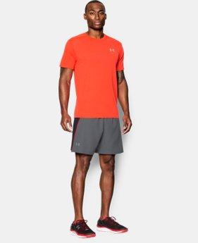 Men's UA CoolSwitch Run Shorts  1 Color $48.99