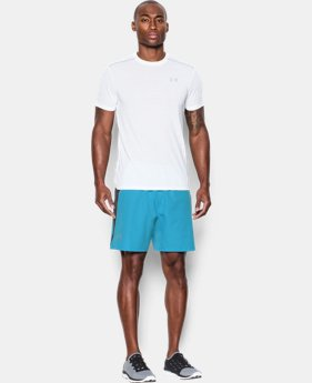Men's UA CoolSwitch Run Shorts  1 Color $36.74