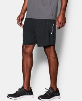 Men's UA Streaker Run Shorts  1 Color $33.99