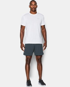 Best Seller Men's UA Streaker Run Shorts LIMITED TIME: FREE SHIPPING 1 Color $39.99
