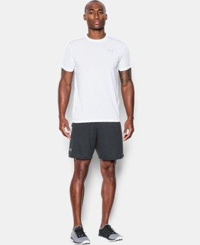 Men's UA Streaker Run Shorts
