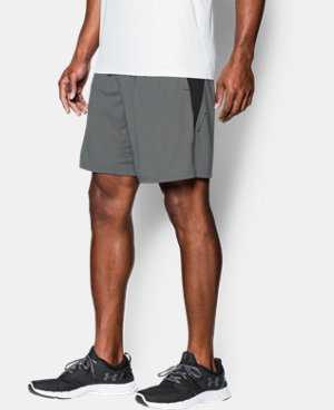 New to Outlet Men's UA Streaker Run Shorts  4 Colors $22.49 to $29.99