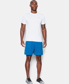 Men's UA Streaker Run Shorts  1 Color $29.99
