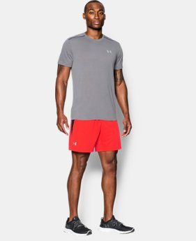 Men's UA Streaker Run Shorts   $29.99