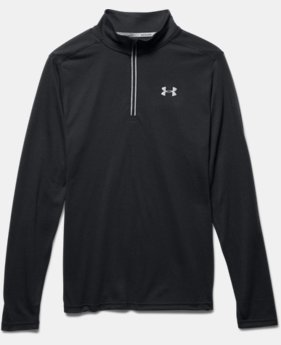 Men's UA Threadborne Streaker ¼ Zip  2 Colors $64.99