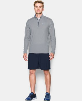 Men's UA Streaker Run ¼ Zip LIMITED TIME: FREE SHIPPING 2 Colors $54.99