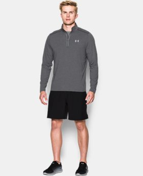 Men's UA Threadborne Streaker ¼ Zip  1 Color $54.99