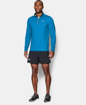 New Arrival  Men's UA Streaker Run ¼ Zip   $64.99