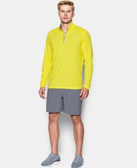 Men's UA Streaker Run ¼ Zip LIMITED TIME: FREE U.S. SHIPPING 1 Color $41.99 to $54.99