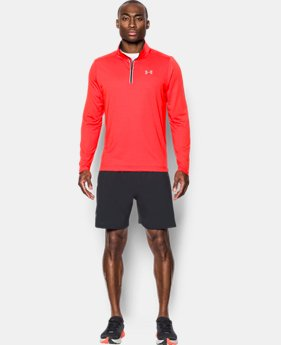 Men's UA Threadborne Streaker ¼ Zip  1 Color $45.49 to $48.74