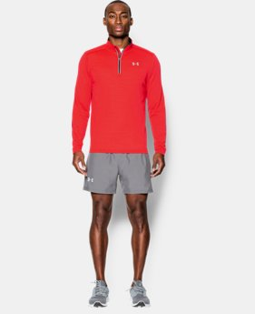 Men's UA Streaker Run ¼ Zip  1 Color $36.74