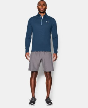 Men's UA Streaker Run ¼ Zip  2 Colors $48.99