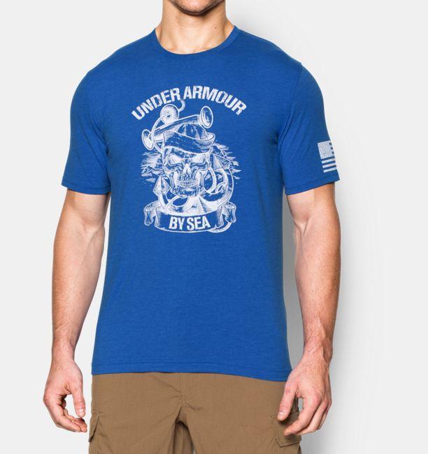 Men s UA Freedom Navy T-Shirt  24d50ff05