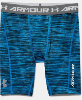 Boys' UA CoolSwitch Fitted Shorts