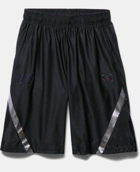 Boys' SC30 Heatseeker Basketball Shorts