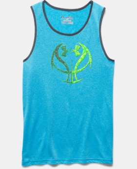 Boys' UA Run 'N Gun Tank