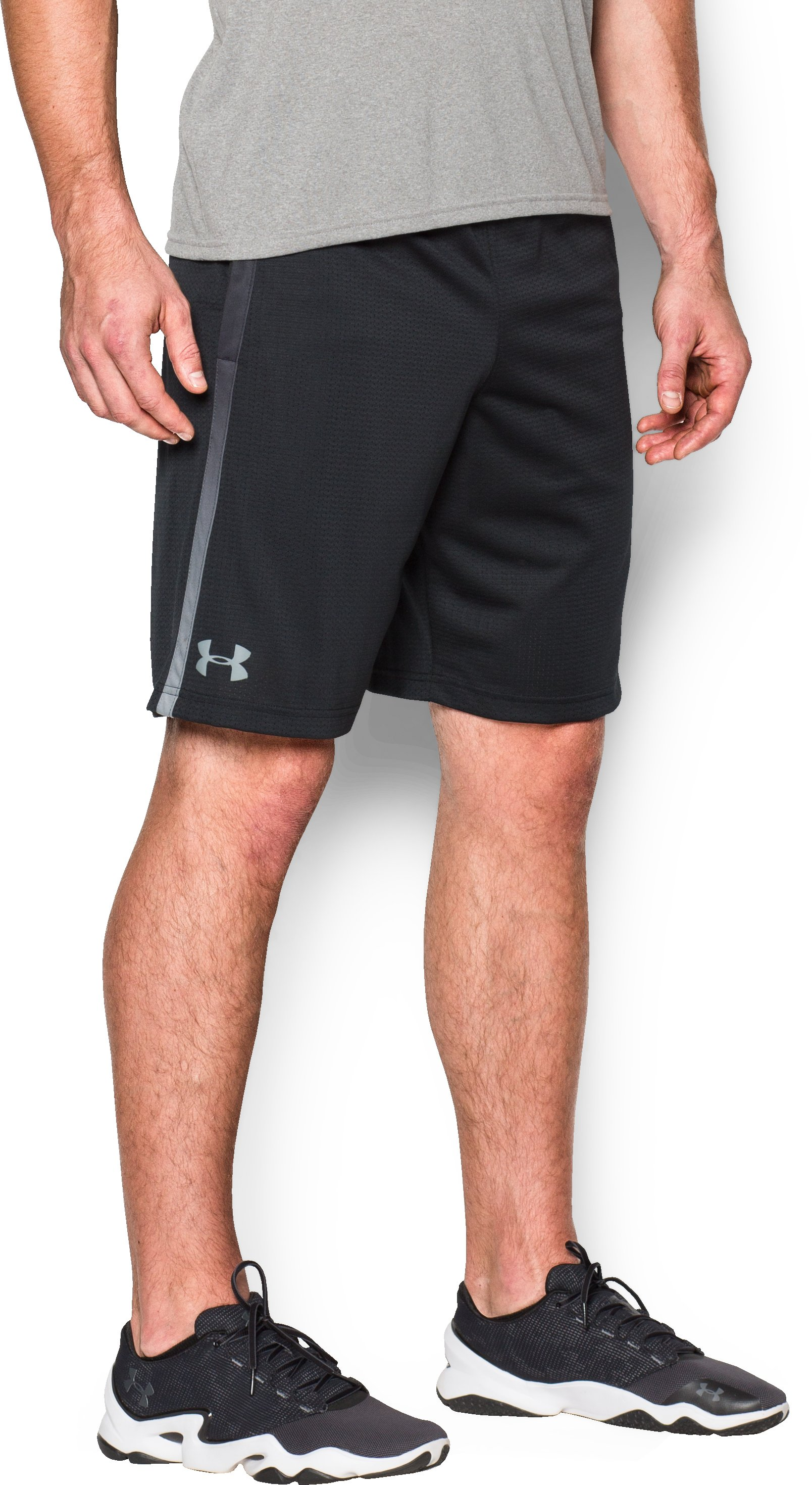 Men's UA Tech™ Mesh Shorts, Black