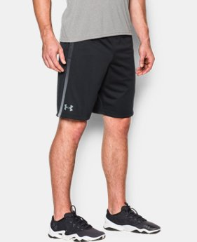Best Seller  Men's UA Tech™ Mesh Shorts LIMITED TIME: FREE SHIPPING 6 Colors $34.99