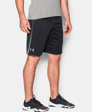 Best Seller  Men's UA Tech™ Mesh Shorts  4 Colors $34.99