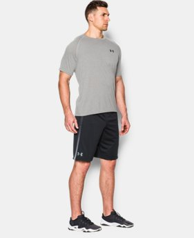 Men's UA Tech™ Mesh Shorts LIMITED TIME: FREE SHIPPING 3 Colors $34.99