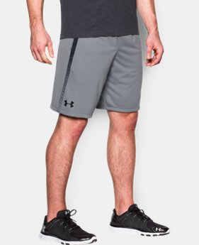 Best Seller  Men's UA Tech™ Mesh Shorts LIMITED TIME: FREE SHIPPING 6  Colors Available $34.99