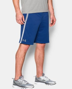 Men's UA Tech™ Mesh Shorts  1  Color Available $29.99