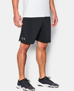Men's UA HIIT Woven Shorts LIMITED TIME: FREE U.S. SHIPPING 2 Colors $22.49 to $39.99