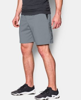 Men's UA HIIT Woven Shorts  2 Colors $33.99