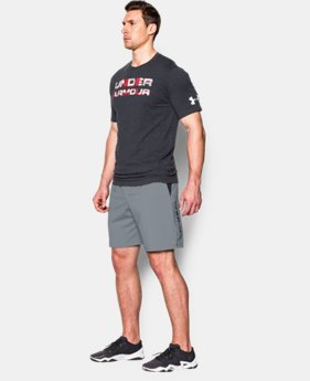 Men's UA HIIT Woven Shorts LIMITED TIME: FREE SHIPPING  $39.99