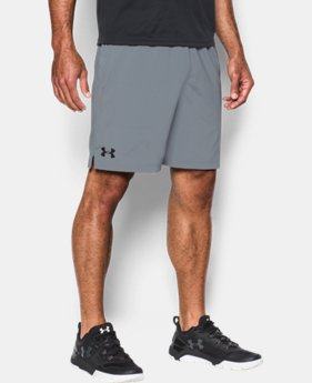 New Arrival  Men's UA HIIT Woven Shorts  1 Color $44.99