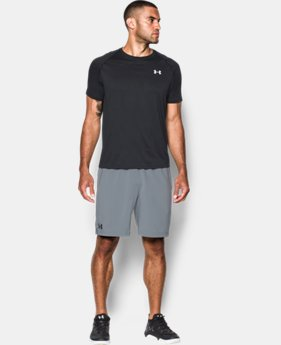 New Arrival  Men's UA HIIT Woven Shorts LIMITED TIME: FREE SHIPPING  $44.99