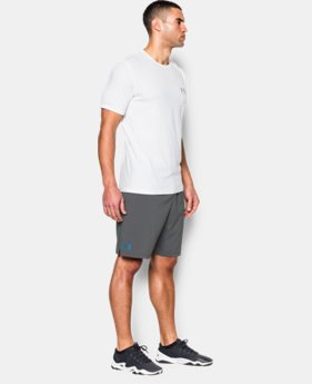 Men's UA HIIT Woven Shorts  6 Colors $29.99