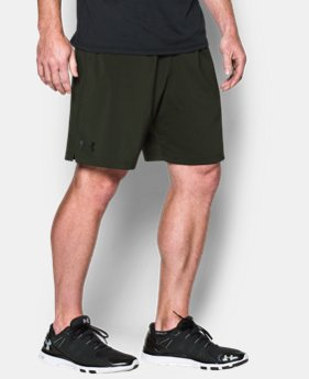 New Arrival  Men's UA HIIT Woven Shorts LIMITED TIME: FREE SHIPPING 1 Color $44.99