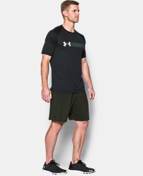 New Arrival  Men's UA HIIT Woven Shorts LIMITED TIME: FREE SHIPPING 2 Colors $44.99