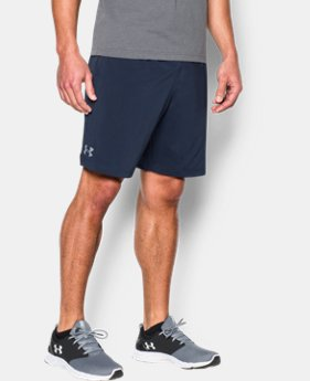 New Arrival  Men's UA HIIT Woven Shorts   $44.99
