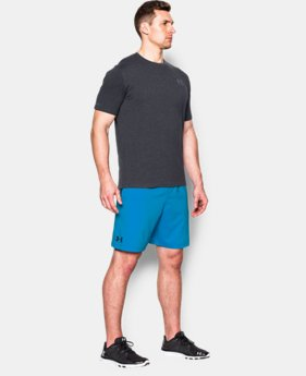 Men's UA HIIT Woven Shorts  4 Colors $29.99