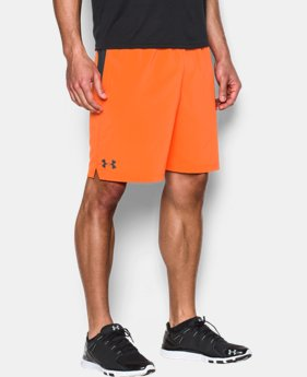Men's UA HIIT Woven Shorts  1 Color $22.49 to $29.99